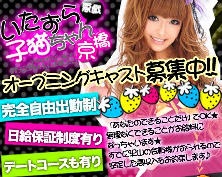 いたずら子猫ちゃん 京橋店+画像1